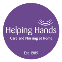 Helping Hands Home Care logo