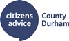 Service logo for Citizens Advice County Durham